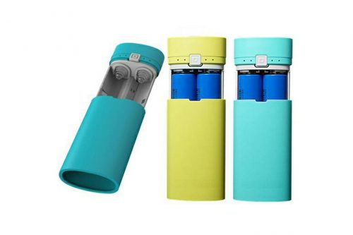 Exchangeable Power Bank 2Z