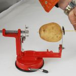 SPIRAL POTATO SLICER