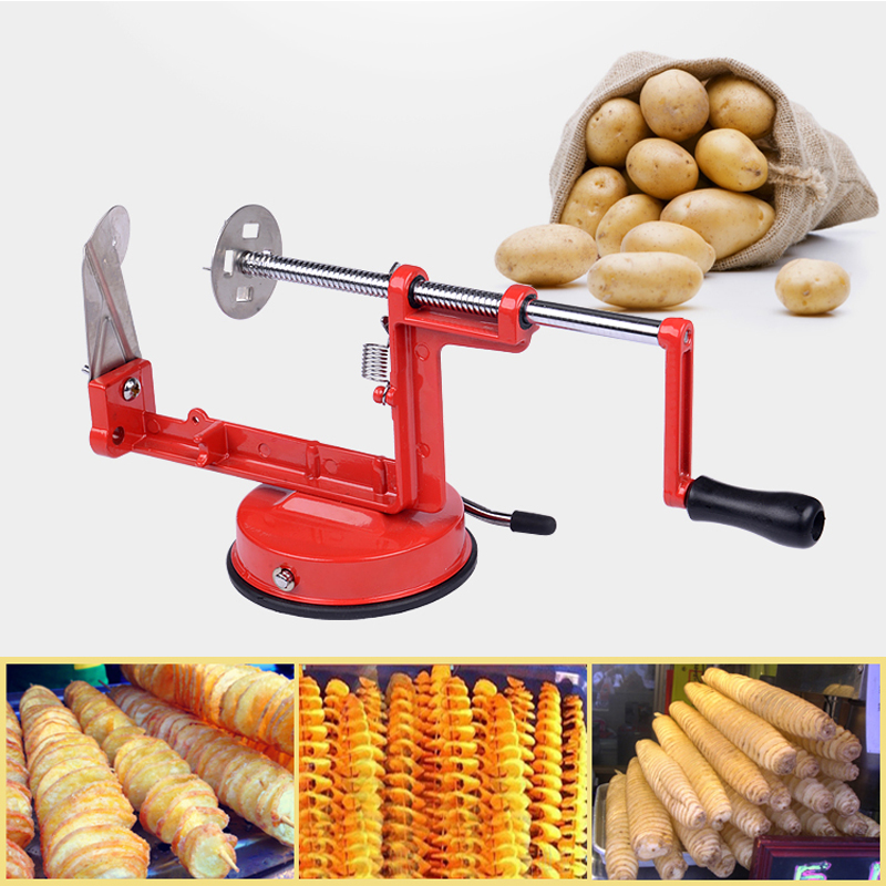 Image result for Spiral Potato Cutter